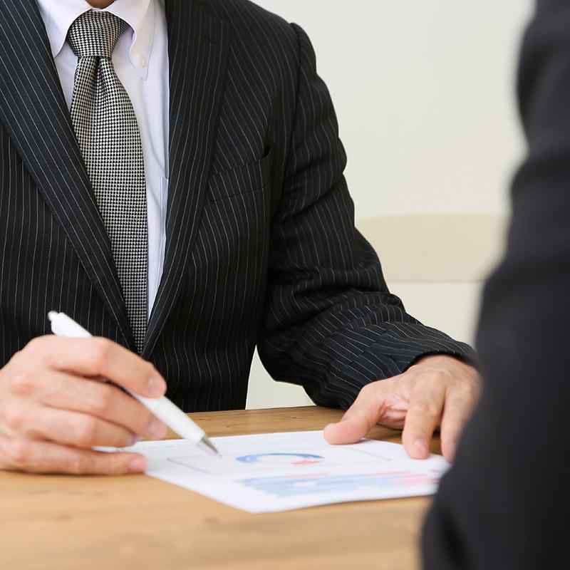 保険会社との交渉